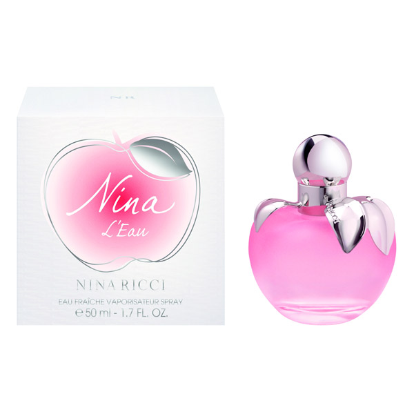 Nina Ricci - NINA L'EAU edt vaporizador 50 ml