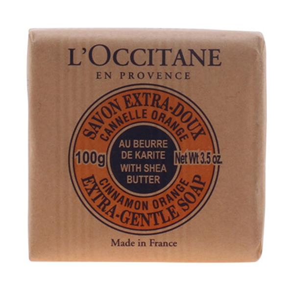 L´occitane - KARITE savon orange cannelle 100 gr