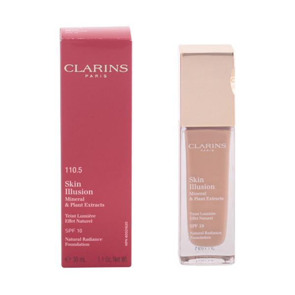 Clarins - SKIN ILLUSION 110.5-almond 30 ml 3380814025510  02_p3_p1093048