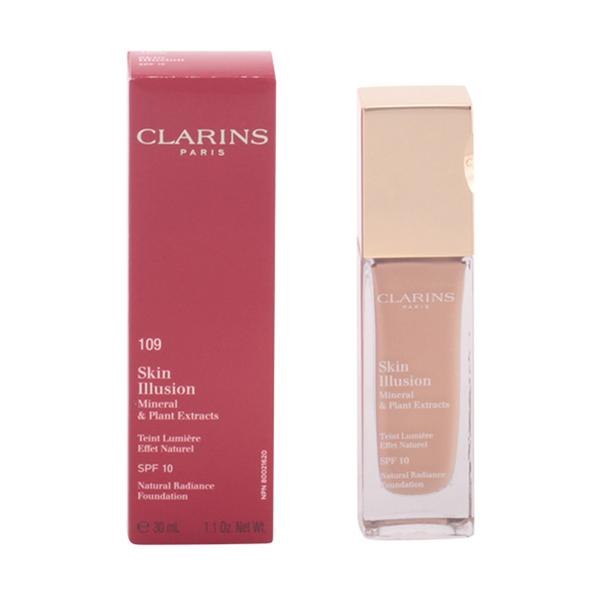 Clarins - SKIN ILLUSION 109-wheat 30 ml 3380814026913  02_p3_p1093050
