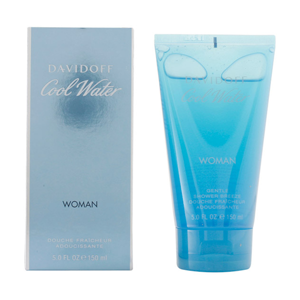 Davidoff - COOL WATER WOMAN gel de ducha 150 ml