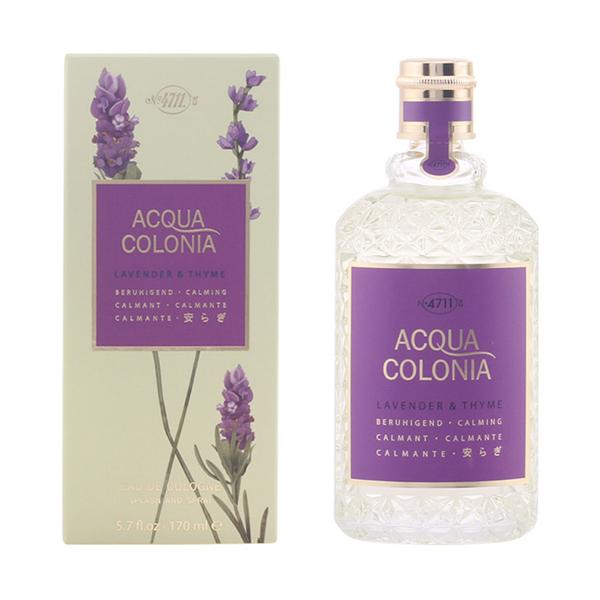 4711 - ACQUA colonia Lavender & Thyme edc vaporizador 170 ml