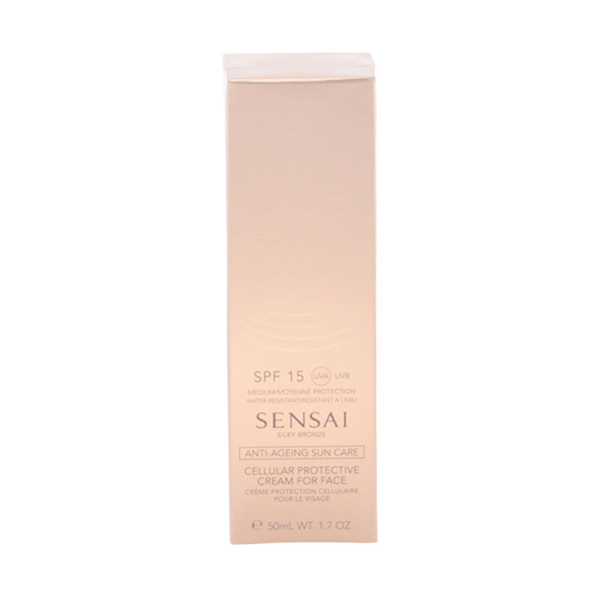 Kanebo - SENSAI CELLULAR PROTECTIVE cream face SPF15 50 ml