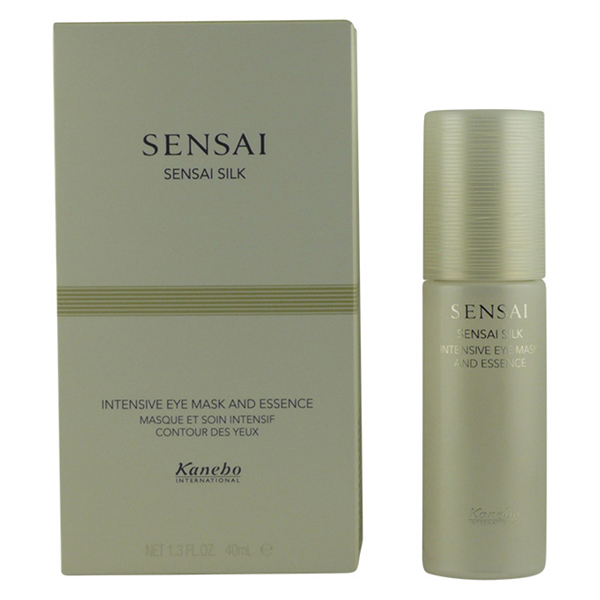 Kanebo - SENSAI SILK intensive eye mask & essence 40 ml
