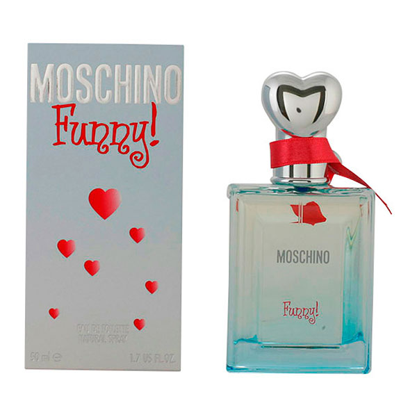 Moschino - FUNNY edt vaporizador 50 ml