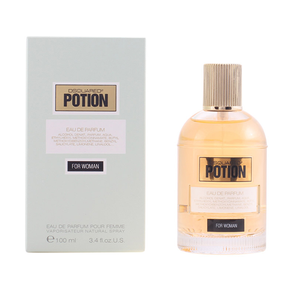 Dsquared2 - POTION WOMAN edp vaporizador 100 ml
