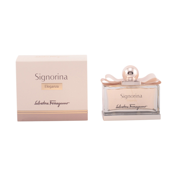 Salvatore Ferragamo - SIGNORINA ELEGANZA edp vaporizador 100 ml