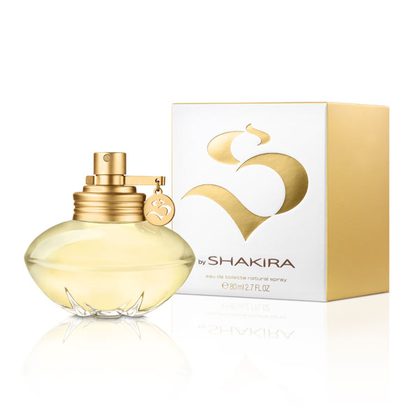 S BY SHAKIRA edt vaporizador 80 ml