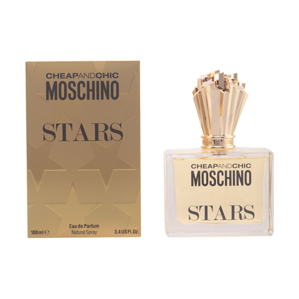 Moschino - CHEAP & CHIC STARS edp vaporizador 100 ml