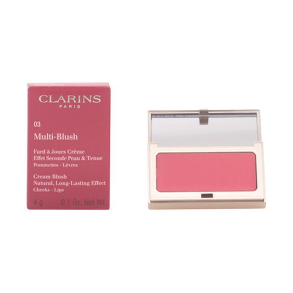Clarins - MULTI-BLUSH fard à joues crème 03-grenadine 4 gr