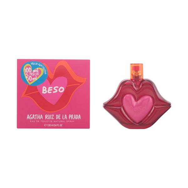 Agatha Ruiz De La Prada - BESO edt vaporizador 100 ml