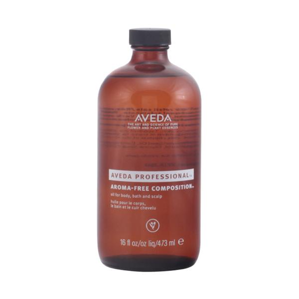 Aveda - AROMA free-composition oil for body, bath & sclap 473 ml