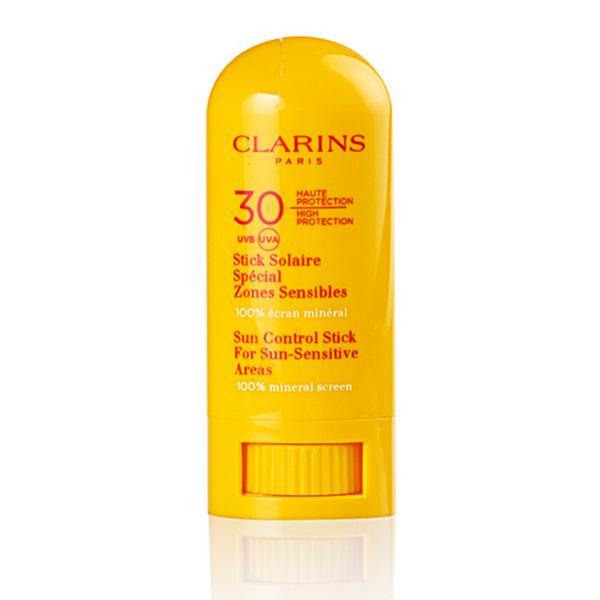Clarins - SUN stick solaire zones sensibles SPF30 8 gr