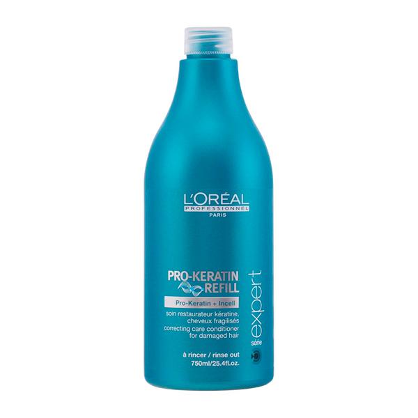 L'Oreal Expert Professionnel - PRO-KERATIN REFILL condicioner 750 ml