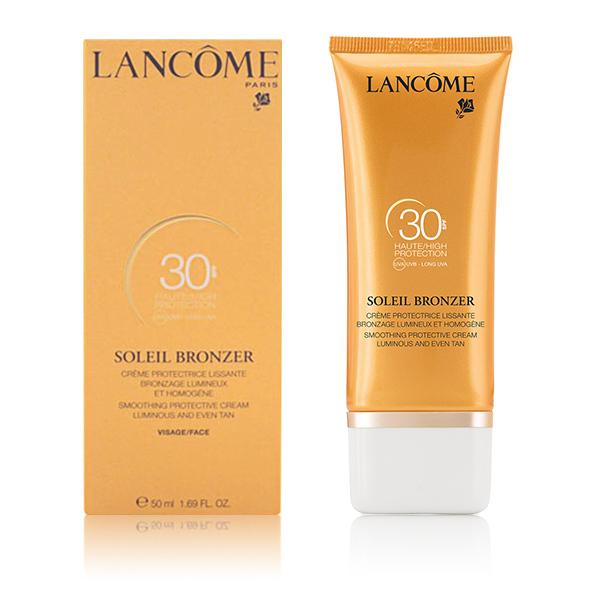 Lancome - SOLEIL BRONZER cr?¨me protectrice SPF30 50 ml
