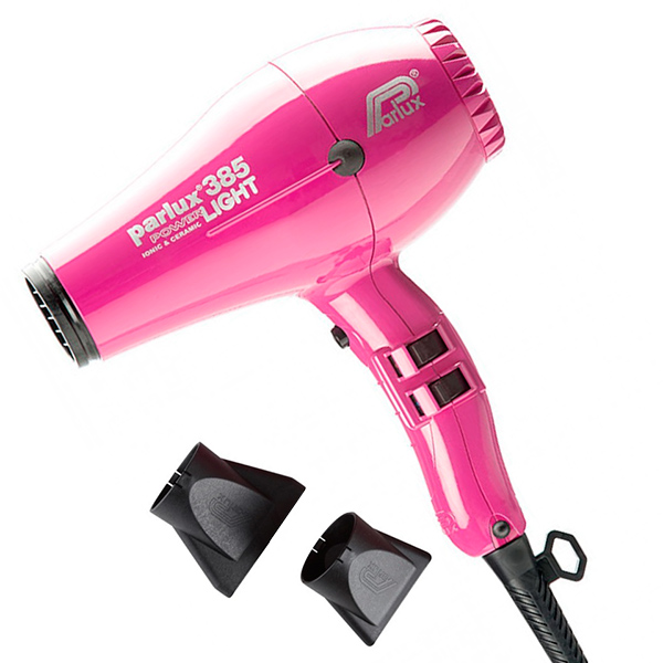 Parlux - HAIR DRYER parlux 385 powerlight ionic & ceramic fuchsia