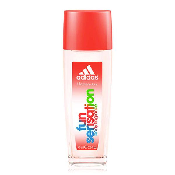Adidas - ADIDAS WOMAN FUN SENSATION body fragance vaporizador 75 ml (1)
