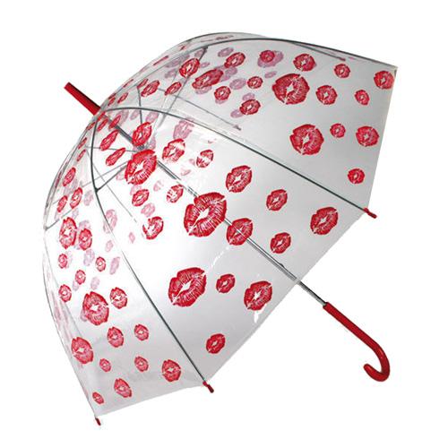 Csókok Kupolás Esernyő