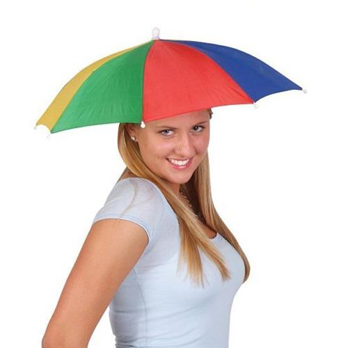 Paraguas-Sombrero Multicolor F1015180