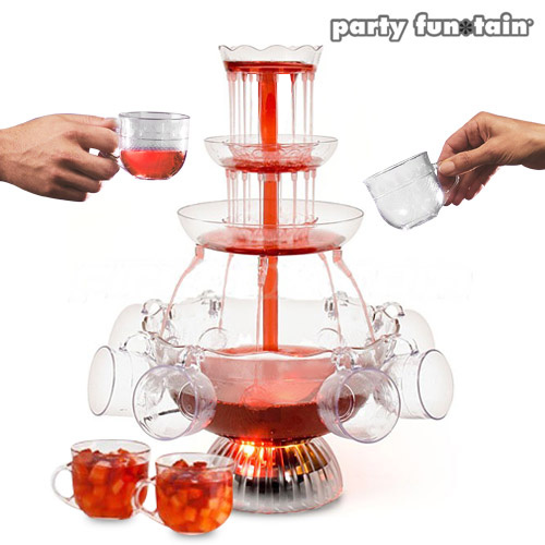Fuente de Cocktail Iluminada Party Fun Tain B1565173