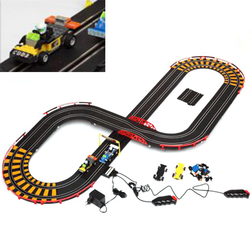 Creative &<br> Educational DIY<br> Scalextric Like ...
