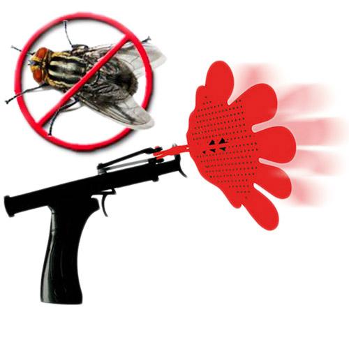 Pistola Matamoscas Adventure Goods