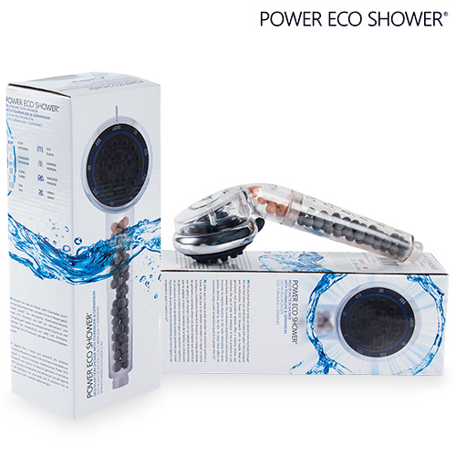 -Multifunktions<br> Power Shower<br>Dusche Eco Turmalin