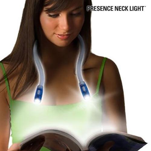 Fleksibilna LED Lučka Za Branje Presence Light