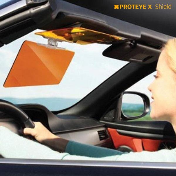 Visiera Parasole per Auto Proteye X