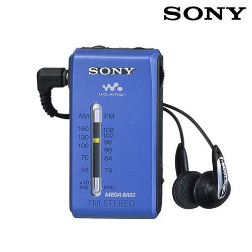 Radio Portatil de Bolsillo Sony SRFS84 I3510141
