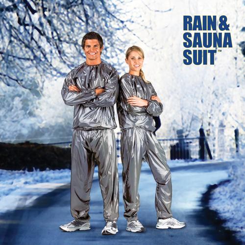 Traje Sauna Rain & Sauna Suit XL F1520281