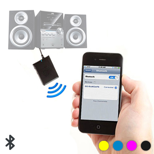 Adaptador Bluetooth de Audio Rosa I3515130