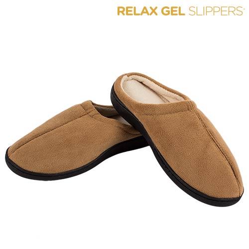 Relax Gel Slippers Pihentető Zselés Papucs