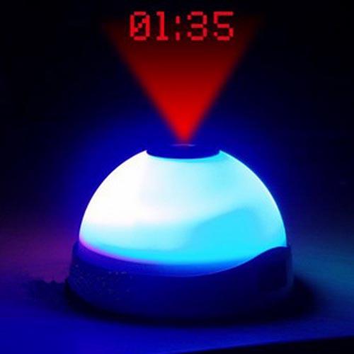 Despertador LED con Proyector I2500162