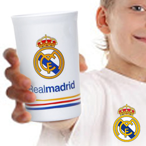 Set de 2 Vasos del Real Madrid H4502021