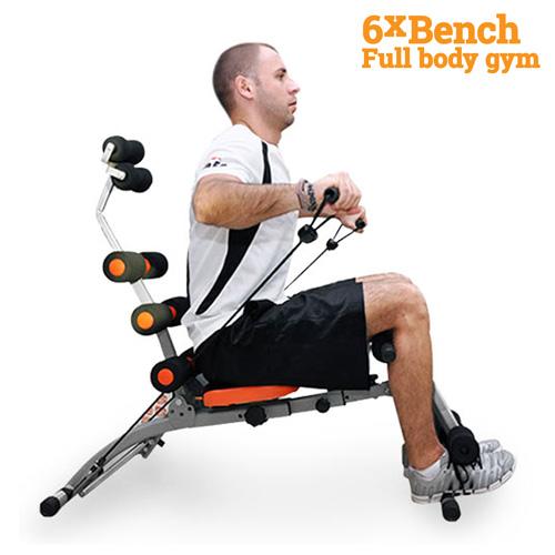 Banco de Musculacion 6xBench G1000111