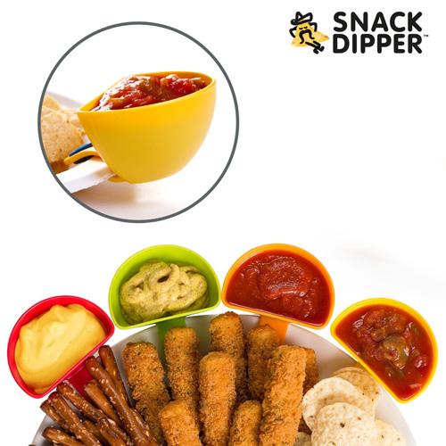Cuencos para Salsas Snack Dipper (pack de 4) B1020207
