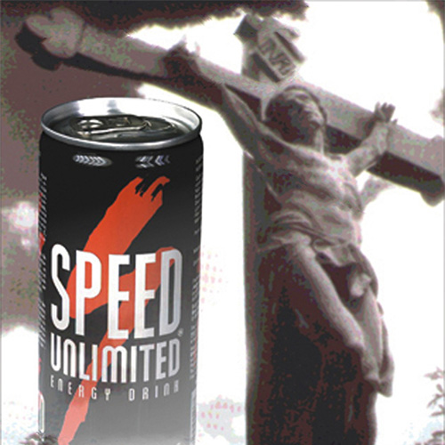 Speed Unlimited<br>Energy Drink