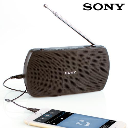 Radio Portatil de Bolsillo Sony SRF18 I3510144