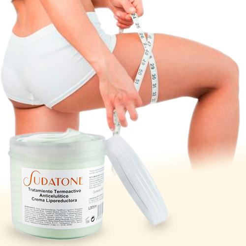 Sudatone Crema Anticelulitica Termoactiva 500 ml F0520242