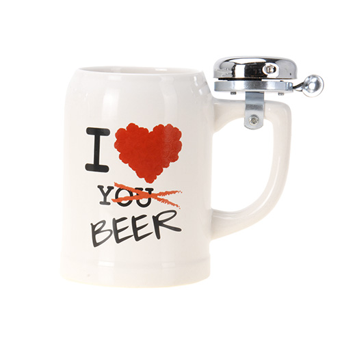 Jarra de Cerveza con Timbre I Love Beer B1020187