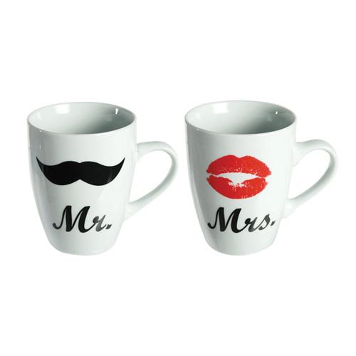 Tazas Mr & Mrs H2000138