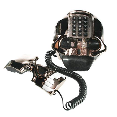 Telefono Calavera Black Skull I4105000