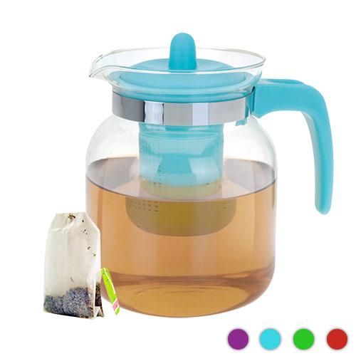Tetera con Filtro Colores 1,5 L B1510116