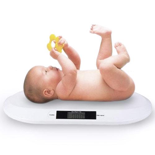 Digitale Babywaage<br>TopCom WG2490