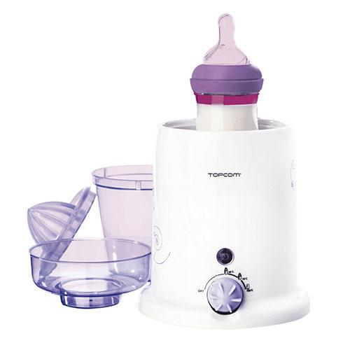 Esterilizador de Biberones Baby Bottle Warmer TopCom 301 F1600001
