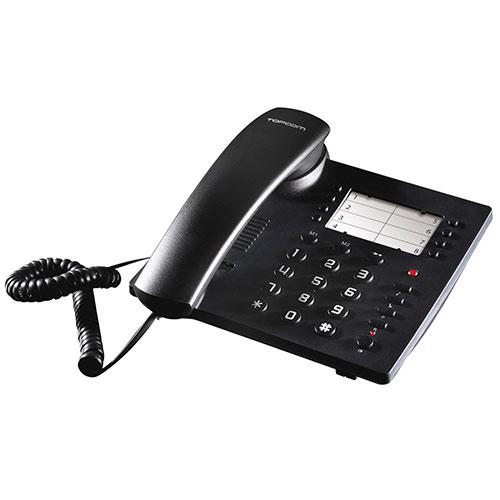 Telefono Analogico de Sobremesa TopCom Deskmaster 4000 I3000298