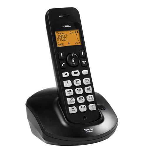 TopCom Dect Butler E600 Brezžični Telefon