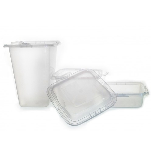 Envases Plastico Set (20 Piezas) B1010118