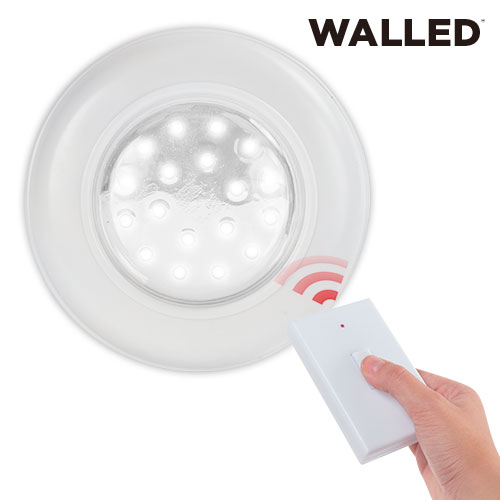 Plafon LED WalLED con Mando D3000171